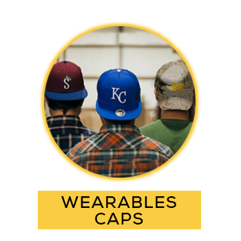 WEARABLES & CAPS